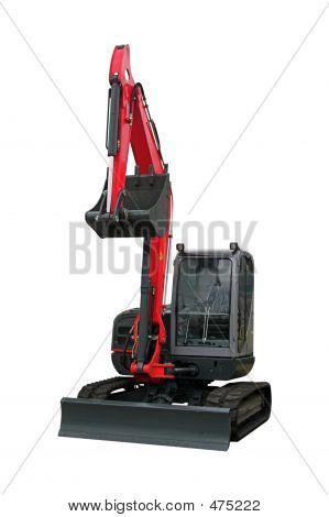 Multifunction Excavator