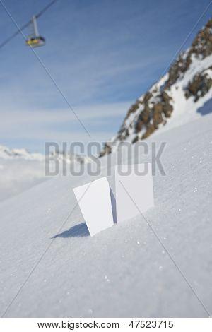 Cable Car Admission Ski Lift Pass
