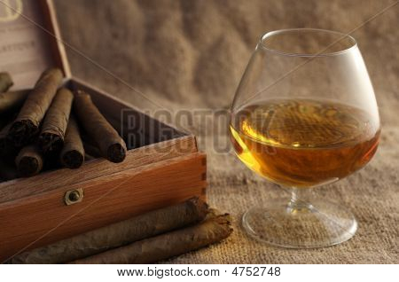 Cognac And Cigares