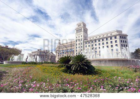 Spanish national bank Barcelona