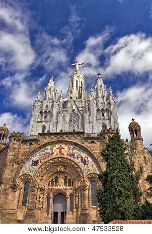 The Temple Del Sagrat Cor