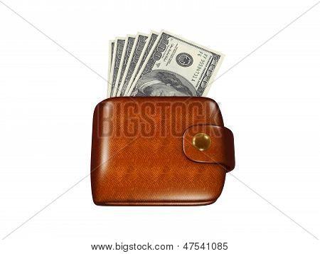 Wallet Full Of Dollars