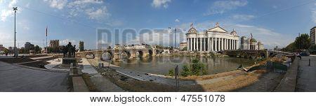 Skopje Panorama