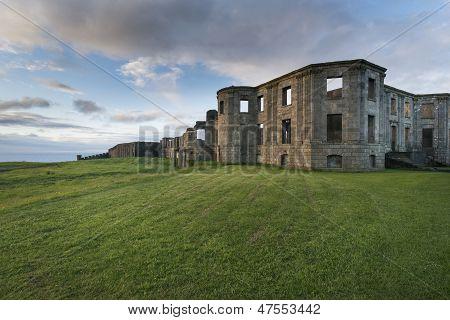 Ruins Of Downhill House, Castlerock