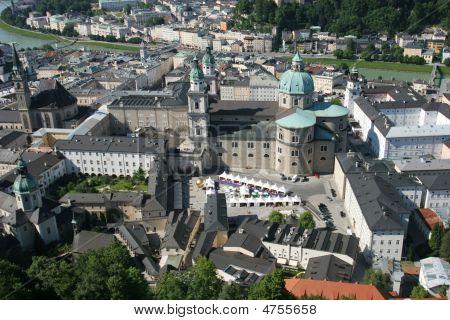 Historical Center Of Salzburg