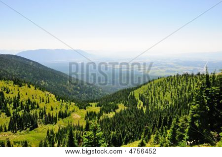 Whitefish Mountain, Montana