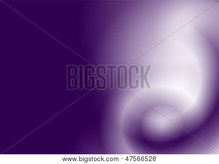 circular dark blue background