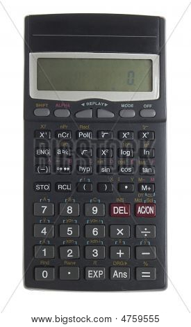 Calculator Over Money