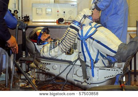 Sokol Launch Suit Leak Check