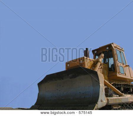 Bulldozer Blade.