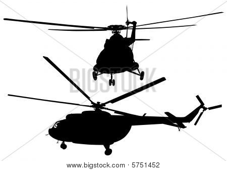 Big helicopters