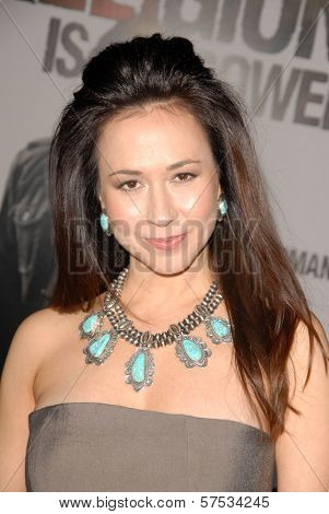 Lora Cunningham at 'The Book Of Eli' Premiere, Chinese Theater, Hollywood, CA. 01-11-10