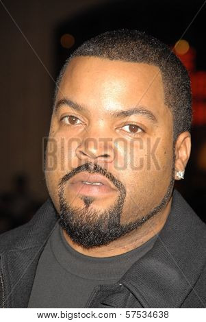 Ice Cube at 'The Book Of Eli' Premiere, Chinese Theater, Hollywood, CA. 01-11-10