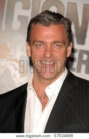 Ray Stevenson  at 'The Book Of Eli' Premiere, Chinese Theater, Hollywood, CA. 01-11-10