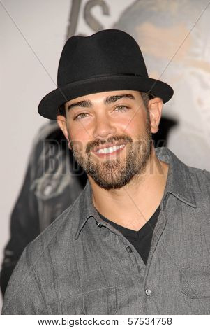 Jesse Metcalfe at 'The Book Of Eli' Premiere, Chinese Theater, Hollywood, CA. 01-11-10