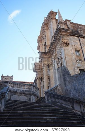Jesuit Church Of St. Ignatius, Dubrovnik