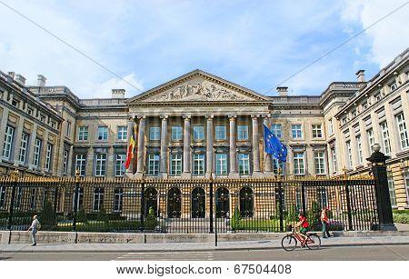 The Belgian Parliament