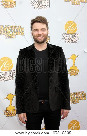 LOS ANGELES - JUN 26:  Seth Gabel at the 40th Saturn Awards at the The Castaways on June 26, 2014 in Burbank, CA
