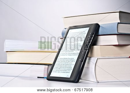 Ebook And Printed Book