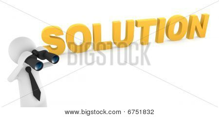 Looking for Solution