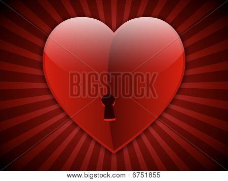 Valentine With Big Heart