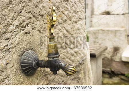 Mosque faucet
