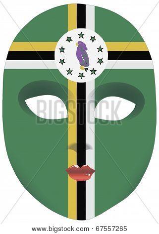 Dominica Mask