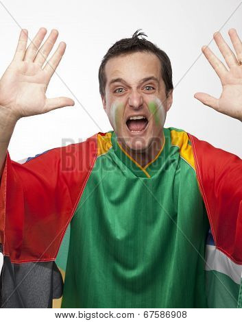 Passionate South African Fan