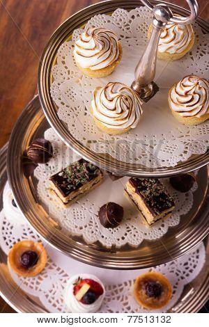 Delicious Dessert Selection