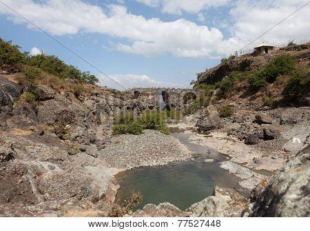 Portuguese Bridge. Ethiopia
