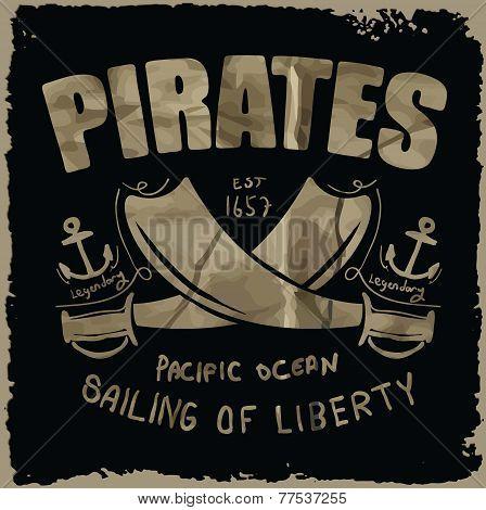 Vector 581 Pirates