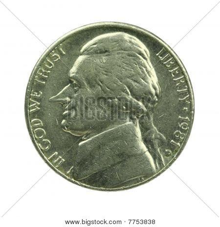Big Nose Coin