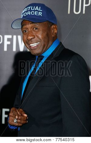 NEW YORK-DEC 3: Actor Ben Vereen attends the