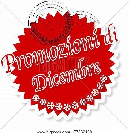 Promozioni Di Dicembre
