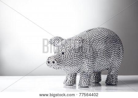 Fancy Piggy Bank