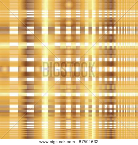 Pattern gold vector background