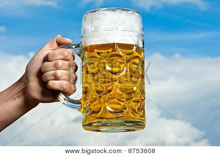 Bavarian Oktoberfest Beer
