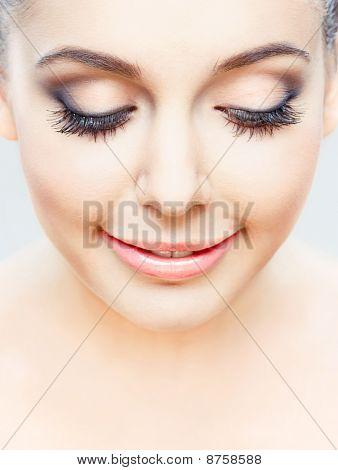 Natural Beauty Portrait