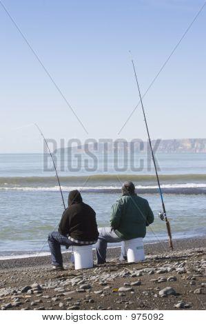 Blokes Fishing