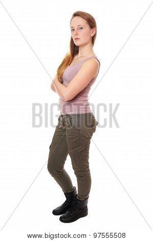 mlitary style fashion