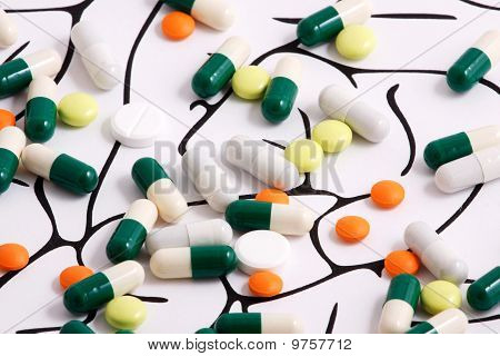 Healthy Brain Pills