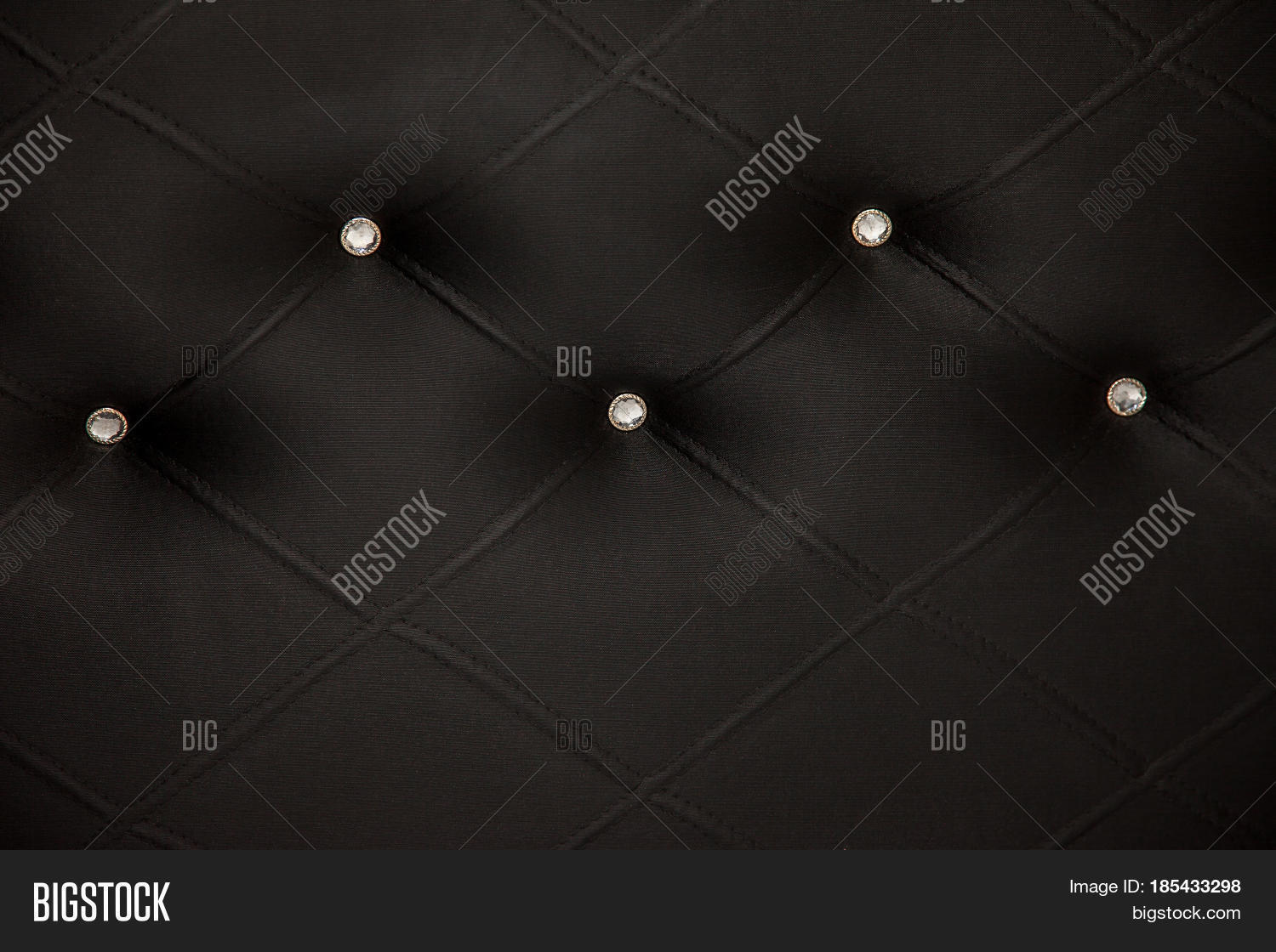 Dark Leather Texture Image Photo
