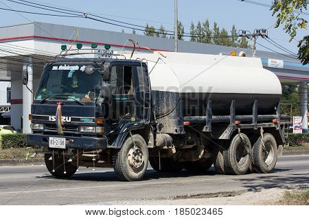 Tank Water Truck Of Norst Star Transportation Company