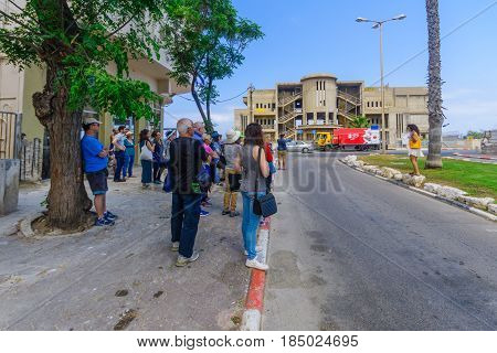 Jane Walk Tour In Bat Galim Neighborhood, Haifa