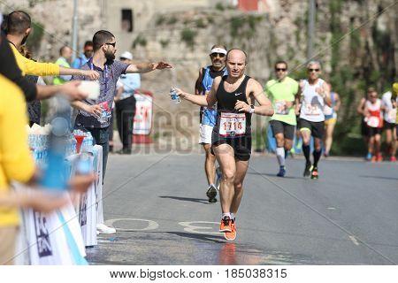 Vodafone Istanbul Half Marathon