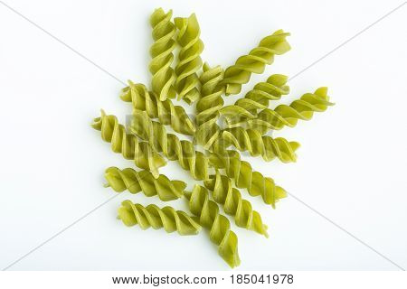Background Of Colorful Pasta Texture Close-up. Assortment Of Colorful Macaroni. Italian Pasta. Varie