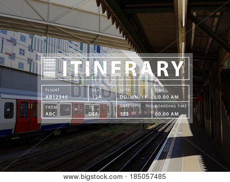 City Life Urban Rush Transportation System