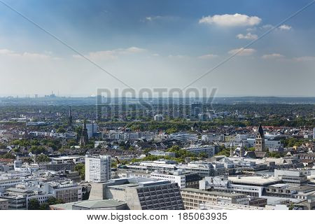 Southwest Cologne View, Germany