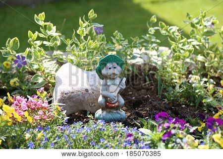 Garden gnome / / Garden decoration in the form of gnome