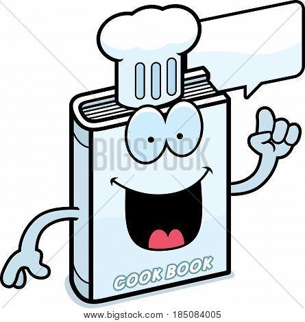 Cartoon Cookbook Talking